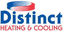 Distinct Heating & Cooling is your  HVAC company.